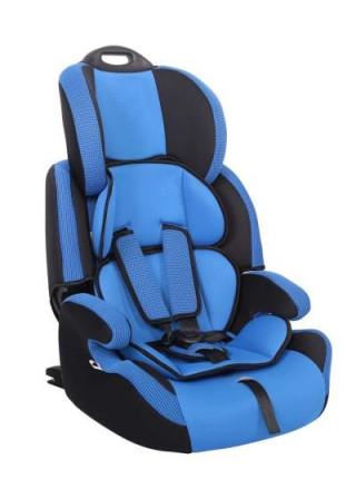 """Автомобильное кресло SIGER """"Стар ISOFIX"""" 1-12 лет, 9-36 кг, группа 1/2/3"""