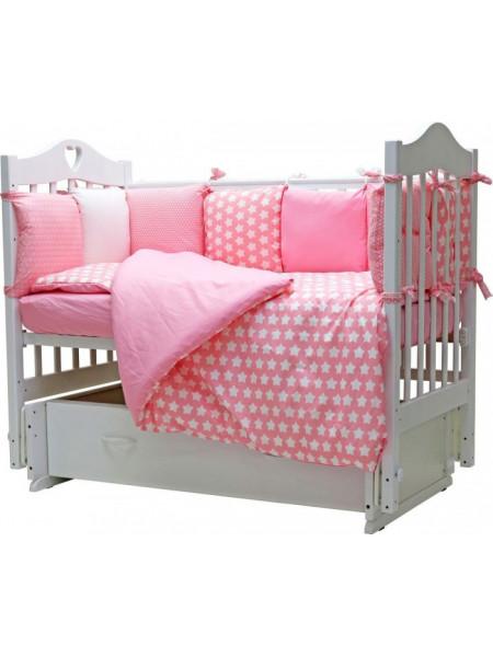 Комплект белья в кроватку Топотушки 12 месяцев 3 предмета 361