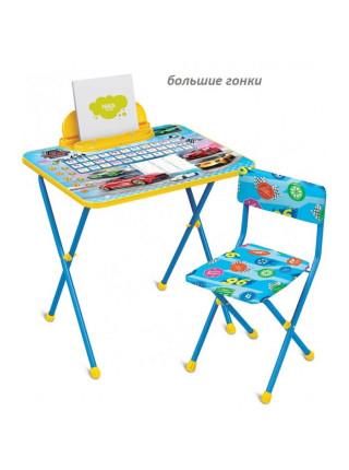 Ника Комплект Познайка (стол+стул клеенка)
