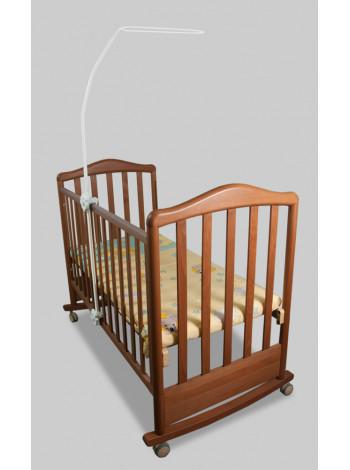 Держатель для балдахина на детскую кроватку Ромашка