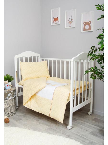 Постельное белье Умка 3 предмета в детскую кроватку