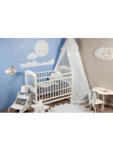 Кроватка  Мой Малыш 9 (маятник универсальный)