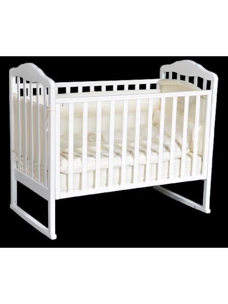 """Кровать детская  """"АЛИТА - 2"""" колесо - качалка"""