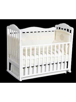 """Кровать детская """"АЛИТА"""" 7 универсальный маятник, закрытый ящик"""