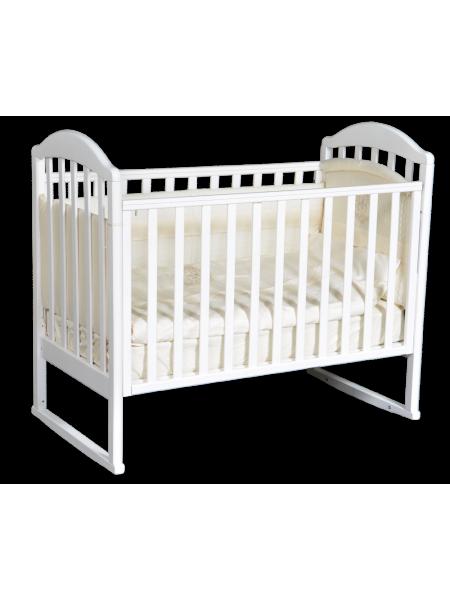 """Кровать детская  """"Анита 2 """" колесо - качалка"""