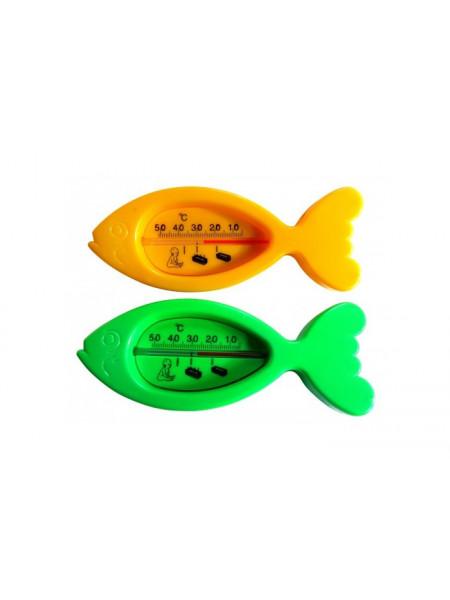 Термометр для воды Бусинка Рыбка 1014