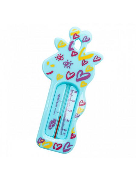 Термометр для воды ПОМА Жираф 917
