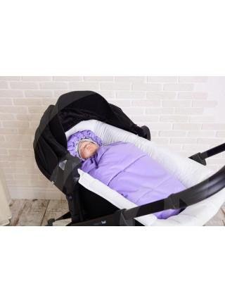 Конверт для новорожденного  Бемби с капюшоном