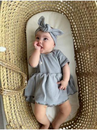 "Боди-платье коллекция ""Silver Kids"""
